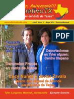 Informativo TX Treceava Edicion Mayo 2014 PDF FINAL 2