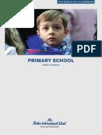 Primary School Parents Handbook 2013-2014