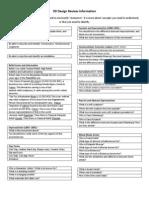3d design review information 2014