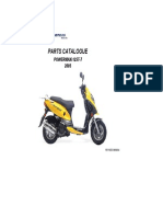 150cc UM Scooter P