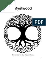 Mystwood Rulebook 3rd edition