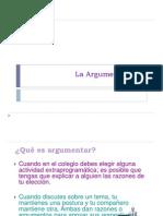laargumentacion-140318153929-phpapp01