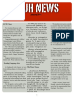 january news letter