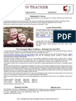 Tockington Tracker 02-05-14