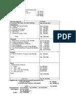 Rencana Anggaran Kunjungan Industri 2013