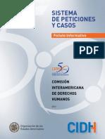 CIDH - Folleto Informativo