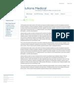 Health Risk - Revolutions Medical, Inc.