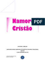 Manual Do Encontro Namoro Cristão