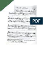 Scriabin - Prelude in E Minor