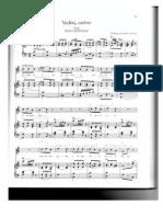 Vedrai Carino Sheet Music - Mozart