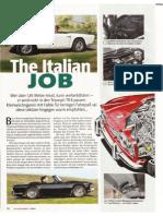 Kaufberatung TR4 - The Italian Job
