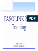 Copy of Pasolink Neo Training Doc 4-2007