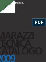 Catalogo Marazzi Tecnica