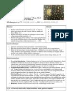 Klimt Collage Lesson Plan