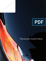 Automotive Refinishing Brochure Portuguese