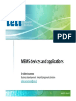 04 Arcamone-MEMS Devices and Applications