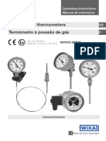 OI 7x GasThermometer en Pt 25431