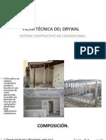Ficha Técnica Del Drywal