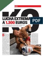MMA en el Marca