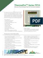 Datasheet TP10