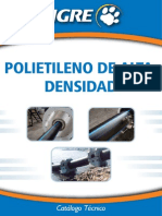 HDPE - instalacion