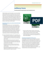 Measure and Harden the Resiliency of Network and Data Center Infrastructure