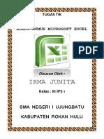 Rumus Excel 2007 Lengkap Pdf