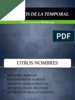 17 - Arteritis de La Temporal y Enfermedad de Buerguer