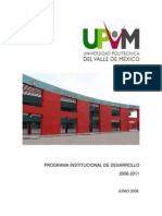 Universidad Politecnica Del Valle de Mexico