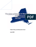 The Color of Money in New York