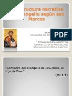 PPP Estructura Narrativa Marcos