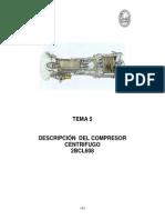 Descripcion Del Compresor Centrifugo 2BCL608