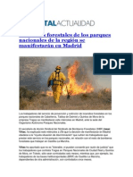 Bomberos forestales de los parques nacionales de la región se manifestarán en Madrid.pdf