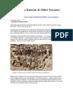 Atahualpa's Ransom