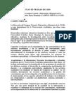 Plan de Trabajo Campus Virtual y Retos 2013-2014
