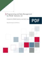 PASW Statistics 18 DM Book