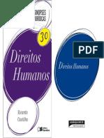 Sinopses Jurídicas 30 - Direitos Humanos Dois Lados
