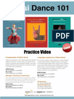 Learning Resources in Odissi dance
