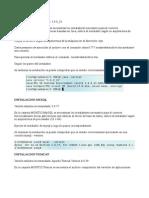 Documento de Instalacion MONTIC