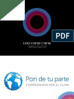 PPT Final de Pon de Tu Parte - Difundir Abril 2014
