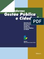 Gestão Publica e Cidadania
