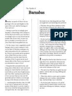 The Epistle of Barnabas - NKJV