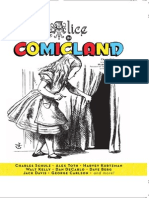 Alice in Comicland Preview