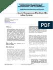 IJIRET Ashwini KC Deadlock Detection in Homogeneous Distributed Database Systems