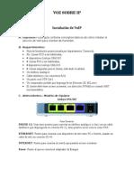 Instructivo Instalación VoIP