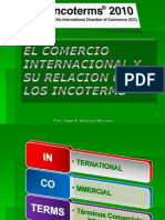 11°  Incoterms 2010 AD-CO-MA