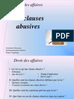 Clausesabusives Patrice