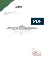 Criterios de Evaluacion (Teoria y Ejemplos)
