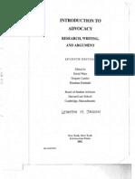Writing a Legal Research Memorandum