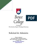 Boyce App Espanol